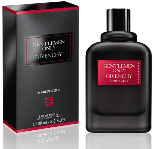 Gentlemen Only Absolute By Givenchy For Men Eau De Parfum 100 Ml