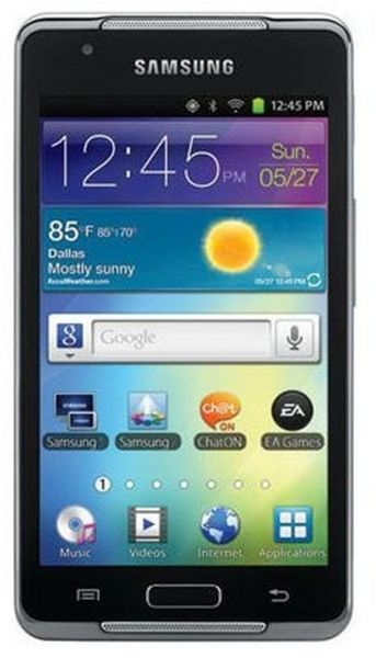 Samsung YP GS1 MP3 Player Galaxy S Wifi 36 8Gb Black