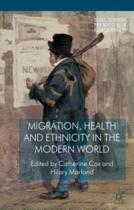 migration health and ethnicity in the modern world marl and hilary cox catherine