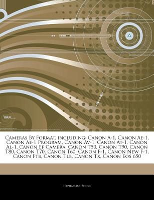 Articles On Cameras Format Including Canon A 1 Canon Ae 1 Canon