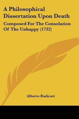 429e62364b2a A Philosophical Dissertation Upon Death  Composed for the ...