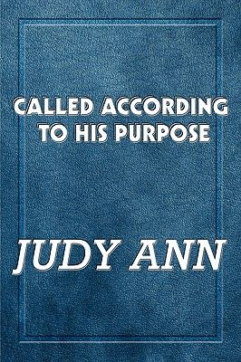 called according to his purpose by judy ann paperback souq uae