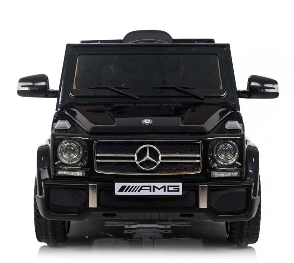 Mercedes Benz G65 Amg Official Licensed Remote Control Ride On Car 12v Battery Operated With Lights Music And Paal Souq Uae