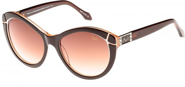 3f7750b5a47d0 Versace 19.69 Cat Eye Women s Sunglasses - VW1508S C2 - 55-18-135 mm ...