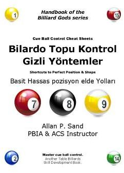 Cue Ball Control Cheat Sheets (Turkish): Easy Ways to