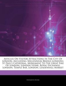 20ec6fc6ae271 Articles on Visitor Attractions in the City of London