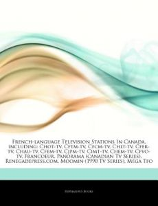 Articles on French-Language Television Stations in Canada