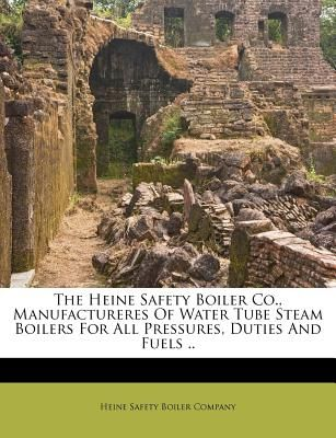Souq | The Heine Safety Boiler Co., Manufactureres of Water Tube ...