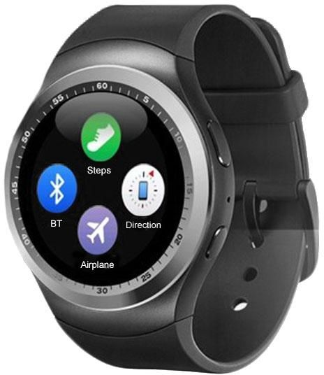 1cd741baf31 Buy Fitmate Halo - Smartwatch With SIM and Memory Card in Egypt