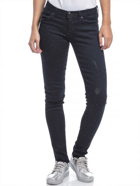 8089d322a6d2 Juicy Couture Navy Skinny Jeans Pant For Women