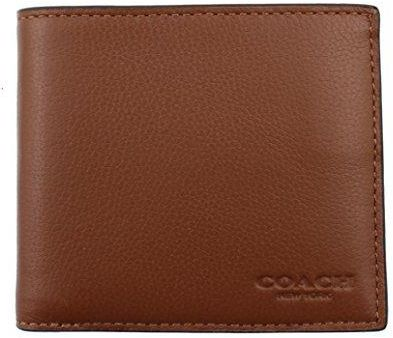 7a17e5d7b194 Coach F74991 CWH Compact ID Wallet in Sport Calf Leather For Men ...