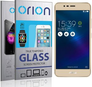Orion Tempered Glass Screen Protector For Asus Zenfone 3 Max ZC520TL