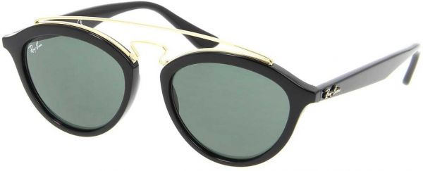 cd9779de14 Ray-Ban Gatsby II Panto Unisex Sunglasses - RB4257-601 71 - 50-19-145mm