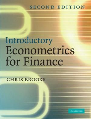 Introductory Econometrics For Finance, 2nd Edition by Chris Brooks