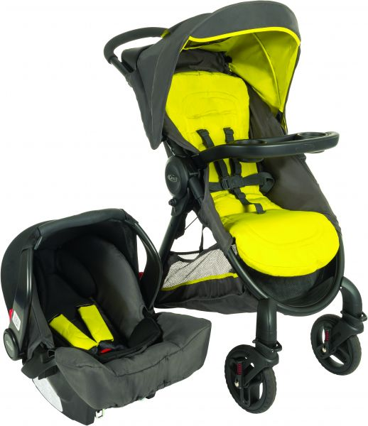 Graco Stroller And Car Seat 7BL98SLME 1943766
