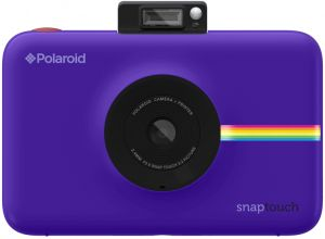 0276dd0f6757a Polaroid Snap Touch Camera And Mobile Printer Purple