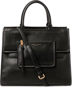 a648f86b08d Marc Jacobs M0008141-001-Madison Ns Tote Bag for Women - Black