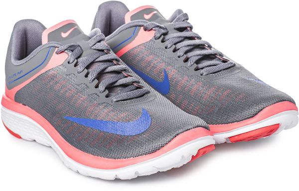 official photos d7bf8 8fb3a Nike NK852448-005 Running Shoes for Women - Grey, Hot pink