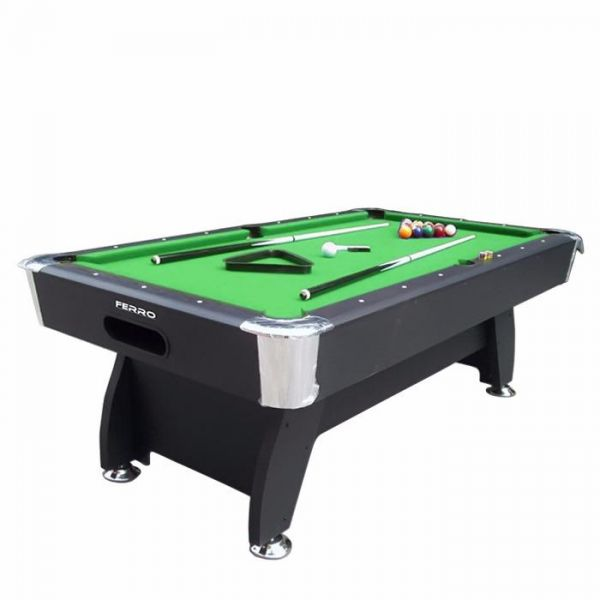 Souq Ferro Milano Billiard Table Feet UAE - Milano pool table