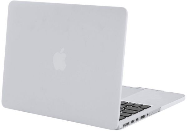 Whit Color Plastic Hard Case Cover For Macbook Pro 13 Inch With ...
