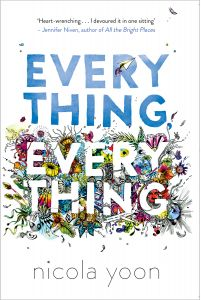 Everything, Everything by Nicola Yoon - Paperback