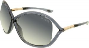 4141631a237 Tom Ford Gradient Whitney Grey Butterfly Sunglasses for Women