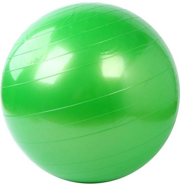 Green Exercise Body Ball 65cm Yoga Pilates Stability Balance Fitness Gym Workout BTX 3