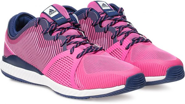cfb6cd77c Adidas AQ4216 Training Shoes for Women - Pink