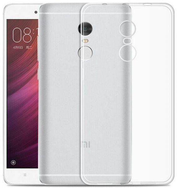 best authentic 2ddd7 ab0e5 Case Cover For Xiaomi Redmi Note 4 Simple Style Anti Fall Soft Case
