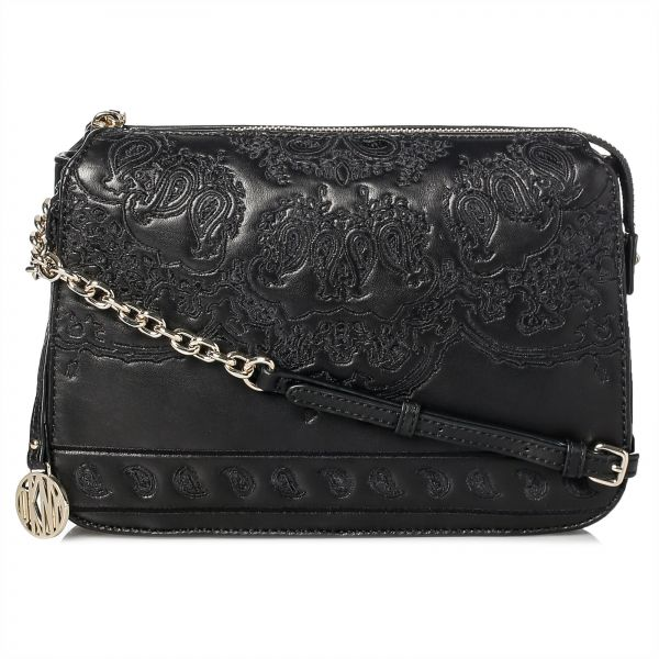 1c1cc9720fea1 سعر DKNY R3511901 Clutch for Women - Leather