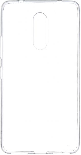 Back Cover For Lenovo K6 Note - Transperant