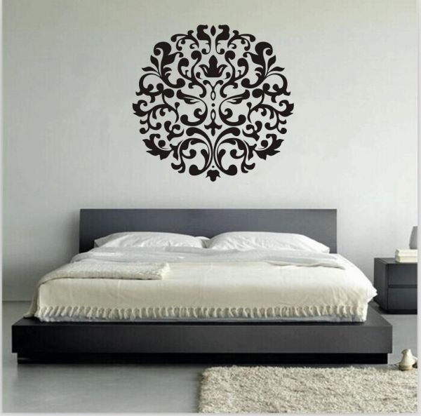 muslim living room background wall sticker home decor living room