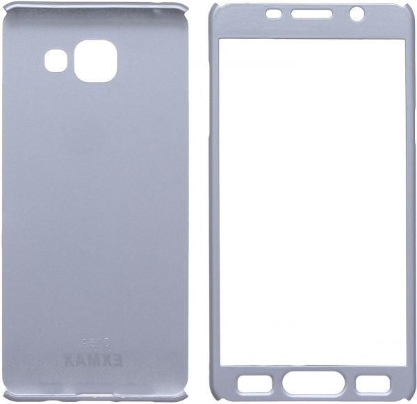 new concept 4b12c 611c6 Shang 360 Cover For Samsung Galaxy A5 2016, Grey | Souq - Egypt