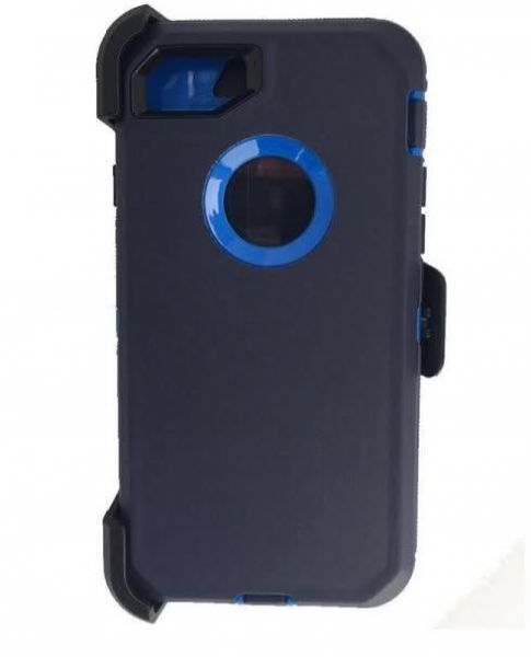new products 52303 2a659 OTTERBOX DEFENDER CASE FOR IPHONE 7 plus blue