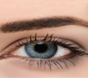 0f877d01a381 19V69 Versace Cosmetic Yearly Disposable Contact Lenses,Grey | KSA | Souq