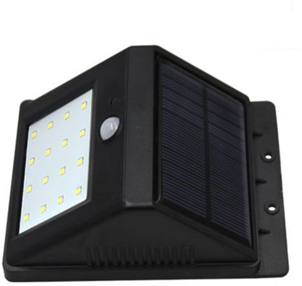 Bright Outdoor Solar Lights Delectable Souq Bright Outdoor Solar Lights Motion Sensor Detector Wall Lamp