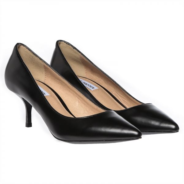 db39543141f Buy Steve Madden Coolette Heels for Women - Black Box in Saudi Arabia