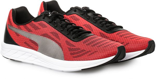 Puma Meteor High Risk Shoes for Men - Red   Black  07afa9a24857