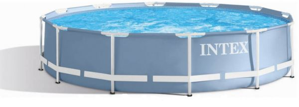 Intex Prism Frame Pool 12 X 30 Quot Quot 3 66m X76cm With