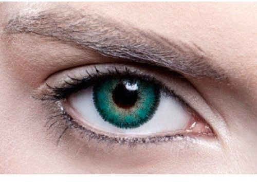 a6257d4d2c71 Anesthesia Cosmetic Three Month Disposable Contact Lenses,Turquoise ...