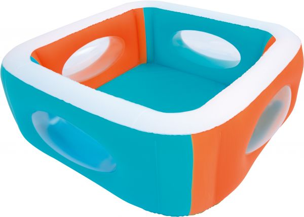 Bestway 51132 Inflating Swimming Pool for Children - Multi Color