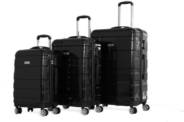 a22511f6a6 Discovery Smart Luggage with Built-in Scale   100m Chip Tracker ...