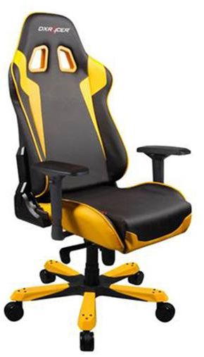 Dxracer King Series Gc Koo Ny S3 Blackyellow Gaming Chair