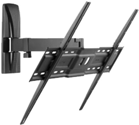 Meliconi 50   80 Inch Slim Style 600SR TV Wall Mount