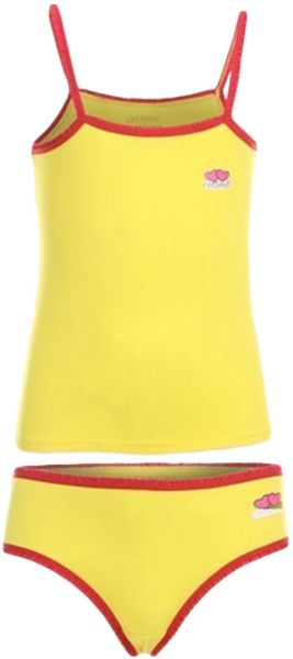 aec626304ec6 Cottonil Yellow Underwear Set For Girls. by Cottonil, Underwear - Be the  first to rate this product