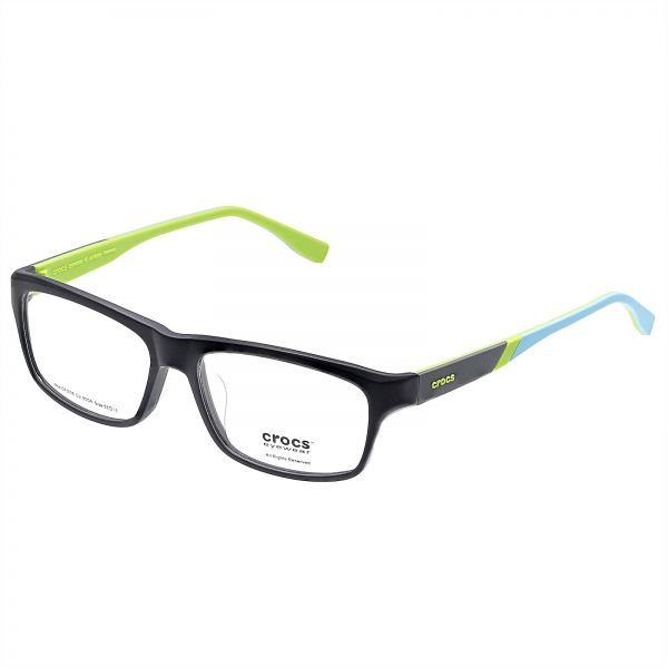 b019a1981c1 Crocs Rectangle Unisex Medical Glasses - CF 3006 80GN - 53-15-140 mm ...