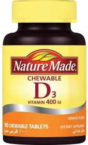 0cd0b33f658 Buy nature made vitamin d3 2000 iu supplement tablets 100 count 2 pk ...