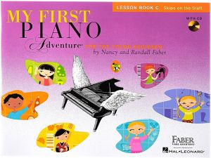 My First Piano Adventure: Lesson Book C - Paperback