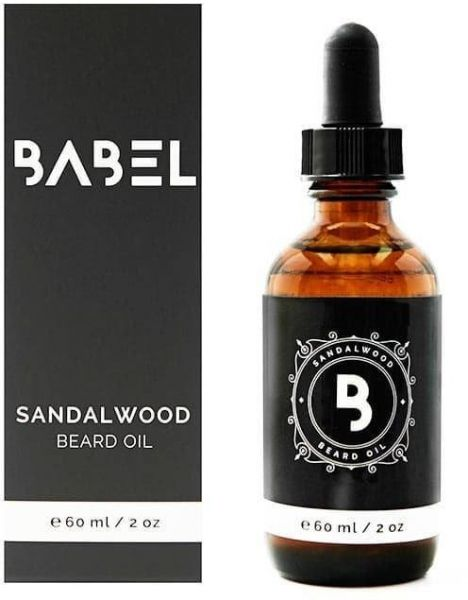 Babel Sandalwood Beard Oil 60ml