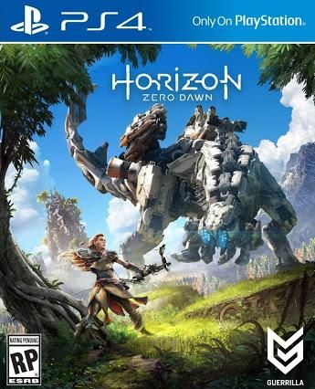 HORIZON ZERO DAWN PlayStation 4 by Guerrilla Games